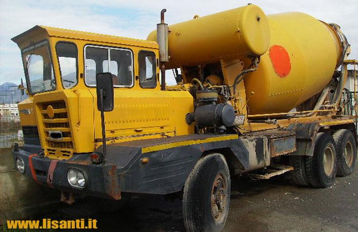 allestimento betoniere su camion Astra_bm21mixer
