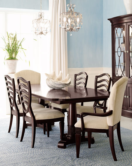 صور ديكورات طاولات غرف الطعام أو غرف السفرة في غاية الروعة 120929171939wW9K