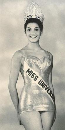 ✾◕‿◕✾ Galeria de Ieda Maria Vargas, Miss Universe 1963.✾◕‿◕✾ Ieda-vargas