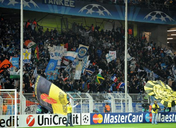 Olympique Marseille OBVB-OM52