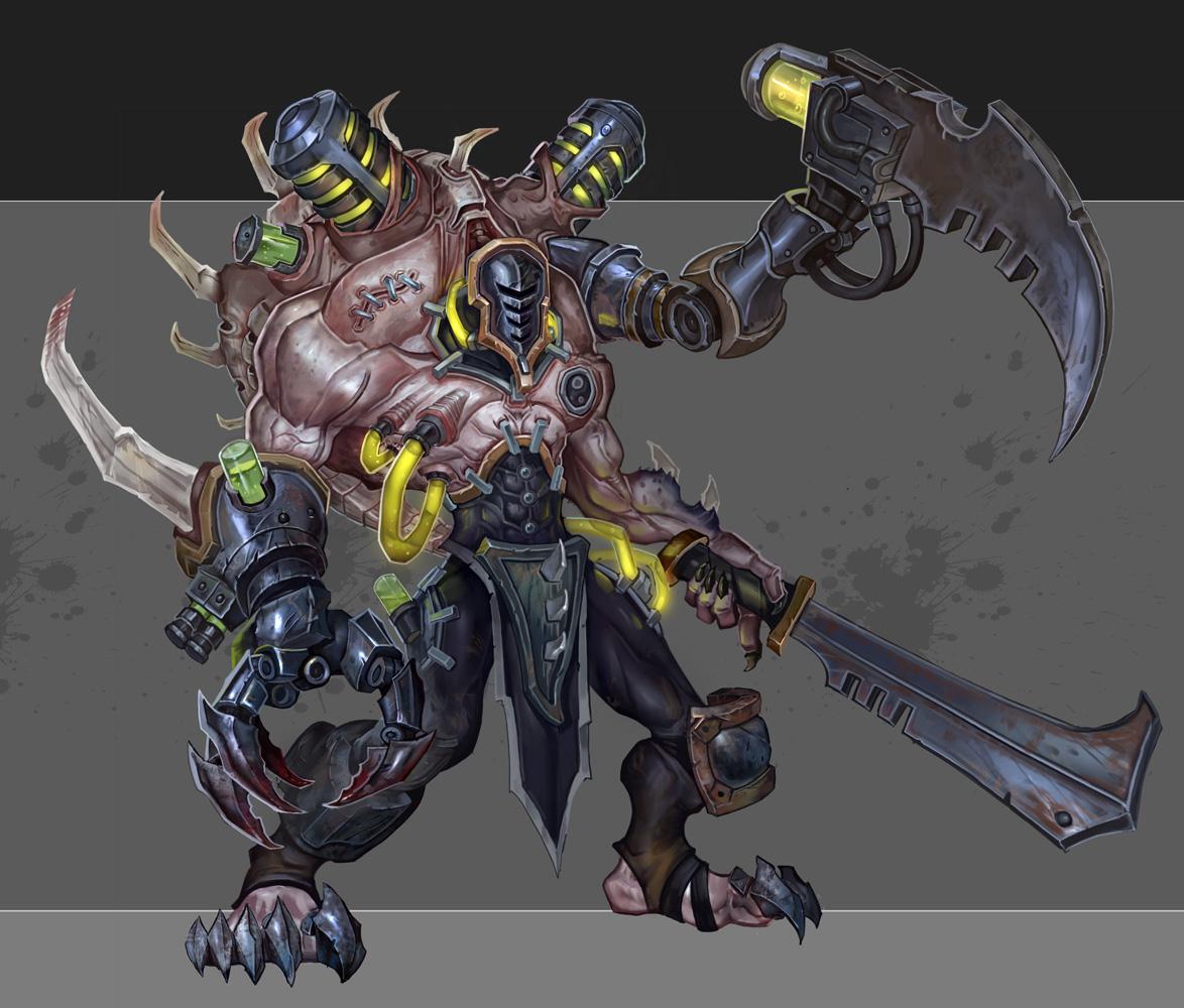 [E3] Eternal Crusade, un MMO Warhammer 40K - Page 3 44