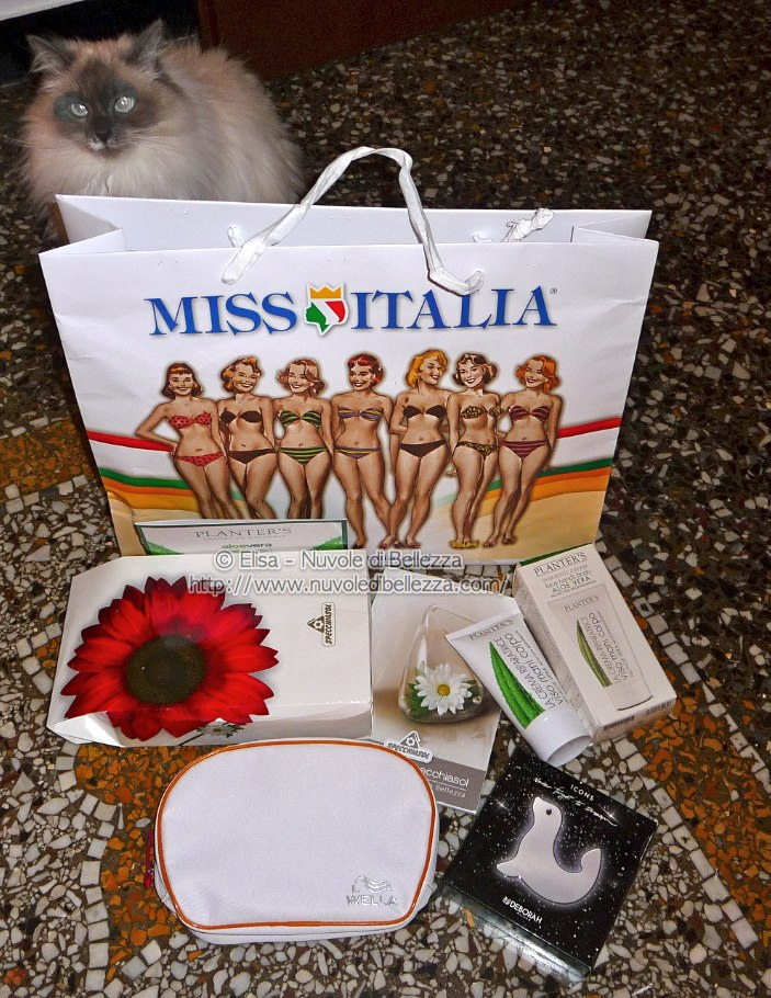 Premio Ricevuto da Miss Italia, Nuvole di Bellezza è la Prima Top Beauty Blogger! IPhoto