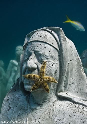 Podvodne skulpture - Page 3 Nunstarfish