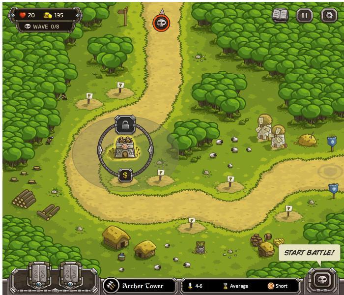 Recopilación de Juegos Tower Defense  Kingdom-rush