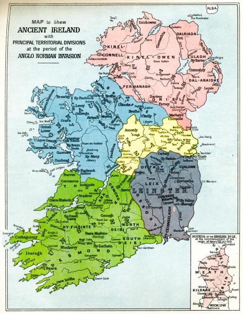 Je m'amuse un peu - Page 2 Ancient_ireland_map_small