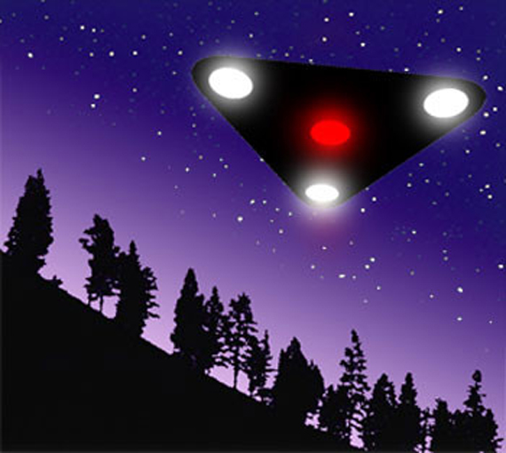 ET & UFO Memes - 86 Domestic reports in 30 Days in November in the US Triangleufos