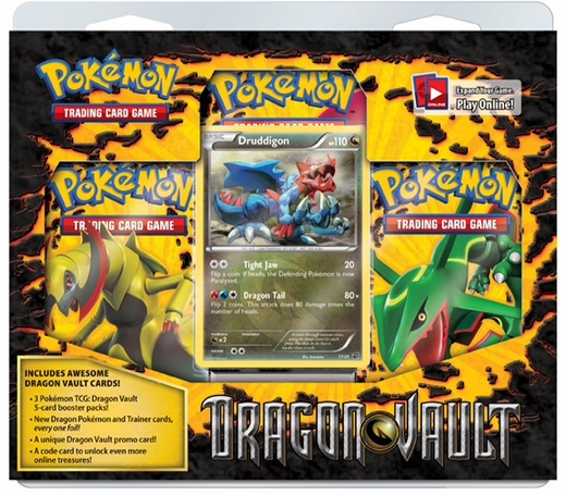 PokeDeck - Tienda Online de Cartas Pokemon (TCG) en Chile - Portal PokeDeck Dragon-vault-blister