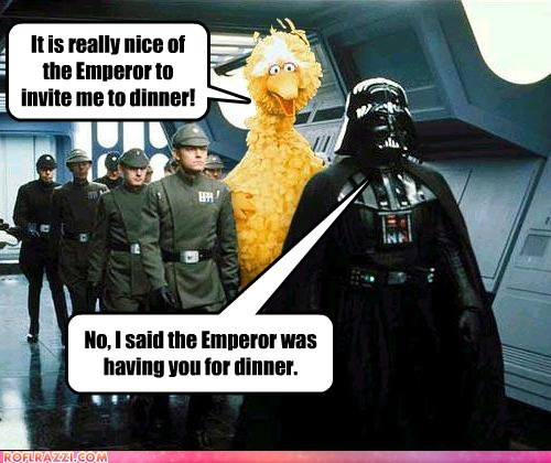 Zieh die Imperator Karte!  Funny-celebrity-pictures-it-is-really-nice-of-the-emperor-to-invite-me-to-dinner