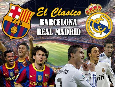 كلاسيكو العالم، ريال مدريد vs برشلونة، الليلة [21:00 GMT El-clasico-icin-geri-sayim-devam-ediyor