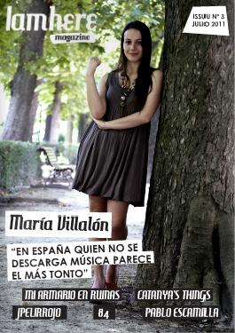 María Villalón >> Promoción 1