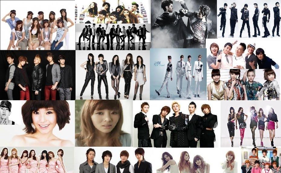 [Info] 110410 ศิลปินที่จะเข้าร่วม Dream Concert 2011 All