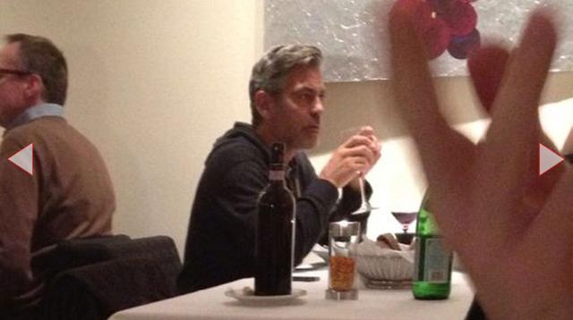 Photos: George Clooney filming in Goslar, Germany Goslar