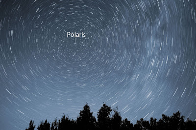200 Proofs Earth is Not a Spinning Ball Polaris-star-trails-July-25_2011S-ANNO