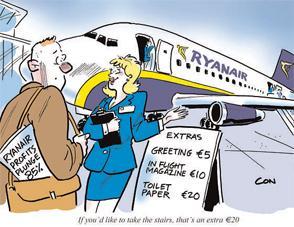Viajar de Ryanair: tortura ou mão na roda?  2907_Cartoon_H_194062t