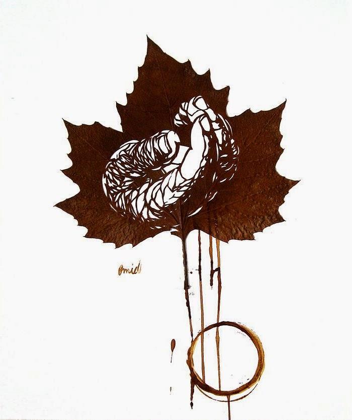 Культура и Искусство Leaf-cutting-omid-asadi-2