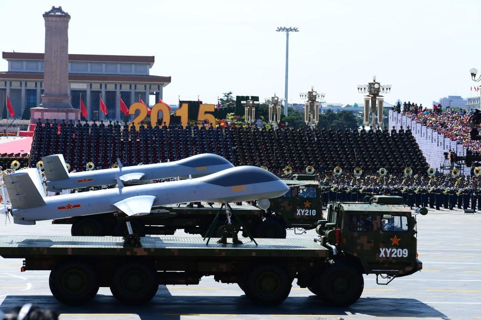 R. P. China - Página 41 Chinese%2Bunmanned%2Breconnaissance%2Battack%2Baircraft%2Bin%2BTiananmen%2BSquare%2B8