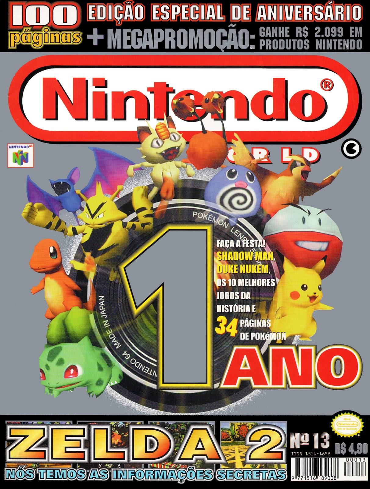 10 coisas que só quem lia revistas de videogame vai lembrar Digitalizar0001
