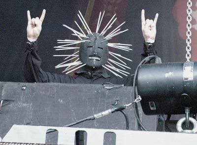 Slipknot Unmasked  CraigSlipknot