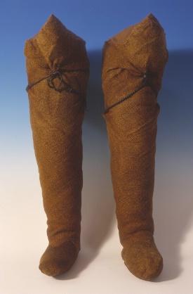 Ligas para calzas medievales Calzas