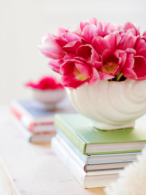 LIBROS = A SABIDURIA , CONOCIMIENTOS ..... 79ideas_books_and_flowers_pretty_decoration