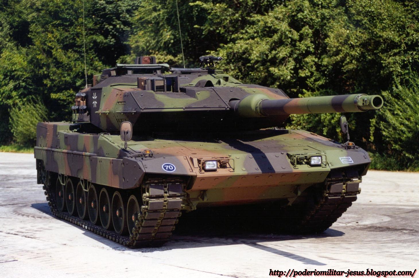nacional - Alemania redefine su politica de seguridad nacional. Tanque%2BLeopard%2B2A6