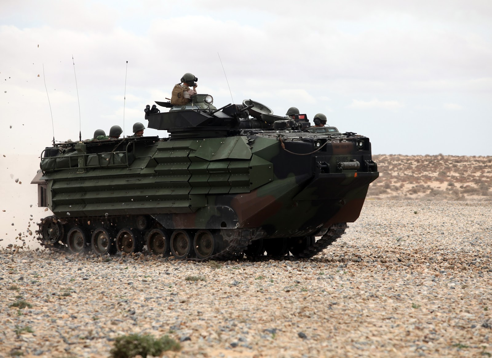 African Lion 2012 - Amphibious Operations 557673