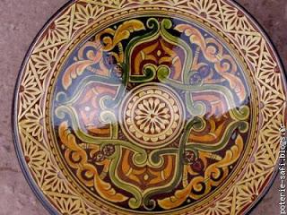 أطباق و أواني من الفخار صنع المغرب 6