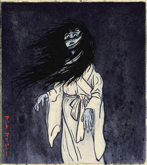 27/10/12 El Laboratorio de la Muerte, Escuadron 731 - Nocturna Halloween - La Granja Airsoft Yokai-30-Onryo