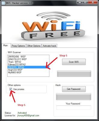 تحميل wireless hack 2015 لاختراق شبكة الوايرلس والحصول على الباسورد Wifihackerstep5