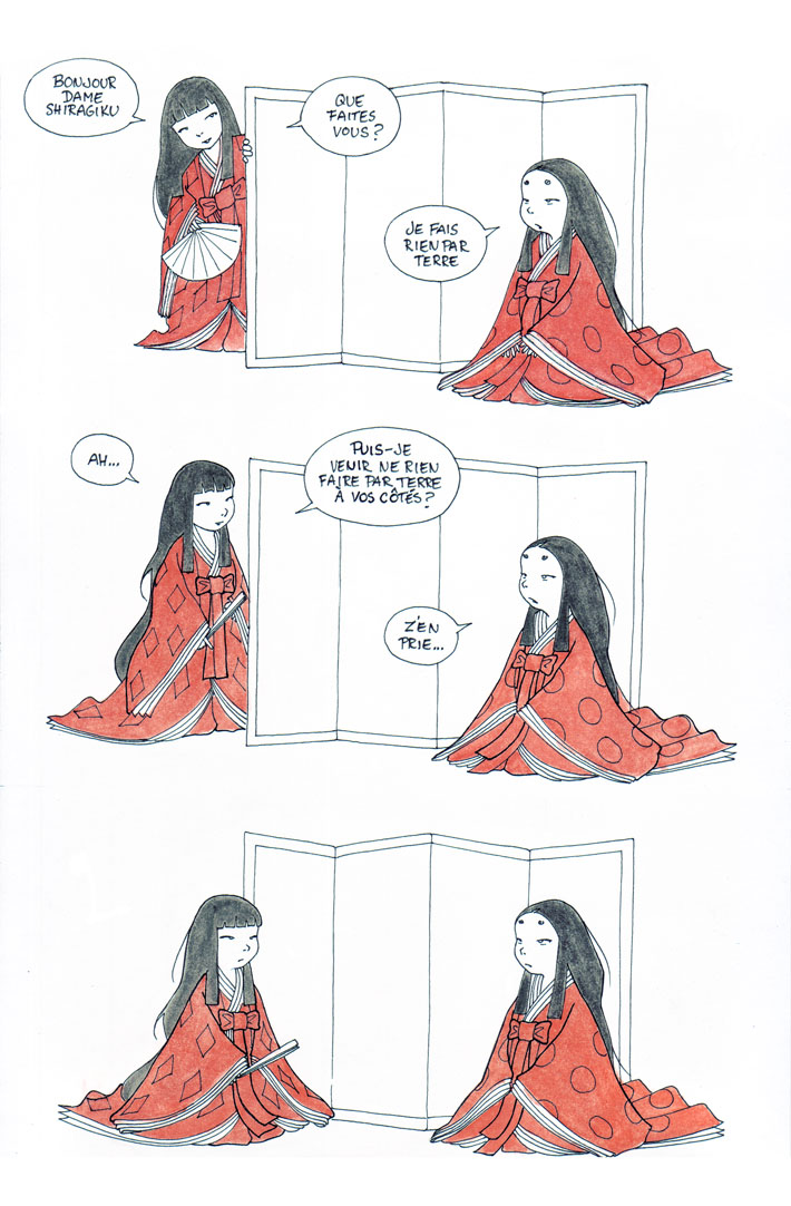 Illustration, illustrateurs (contemporains) Shiragiku1
