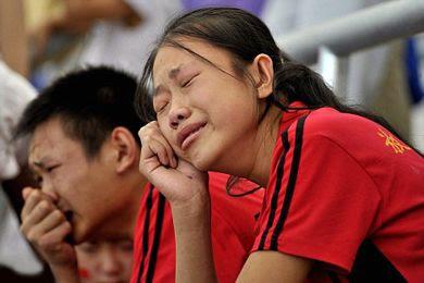 من غرائب الصين مقهى صيني للمكتئبين.. والبكاء أحدث خدمة لرواده  China