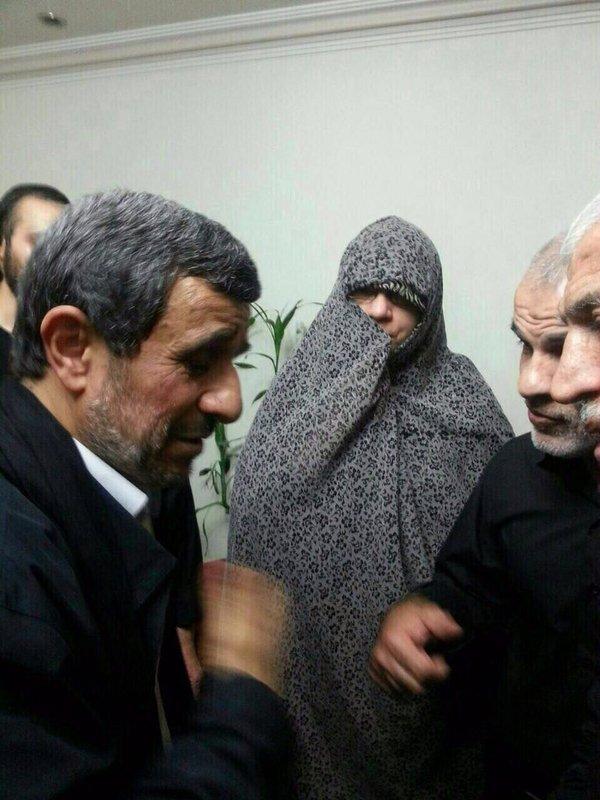 Syrian Civil War: News #3 - Page 3 Ahmadinejad