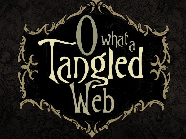 POOFness for Mar 20: Dreams What-a-tangled-web