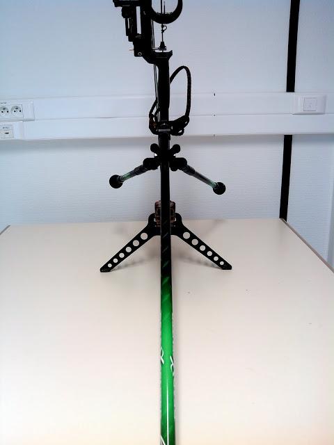 Les Stabilisations Dead Center Archery - La gamme Diamond Series IMG_20160129_145604