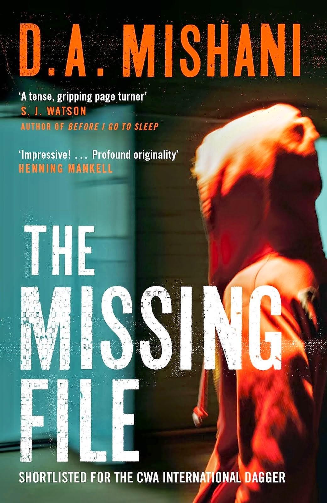 Expediente de desaparición - Dror Mishani Missing%2Bfile%2Bus