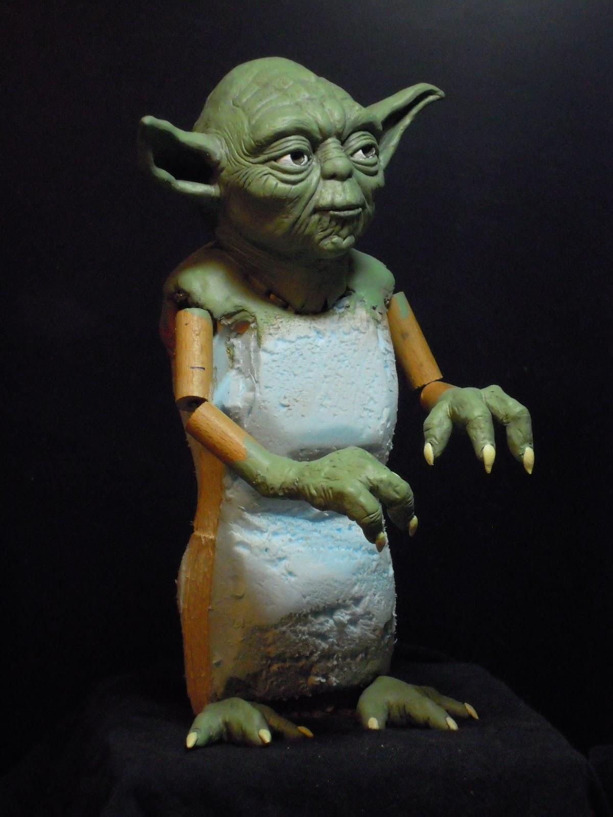figurine Yoda - l'empire contre attaque DSCN2345