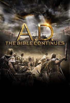 A.D. The Bible Continues [2015] [NTSC/DVDR] Ingles, Español Latino 1
