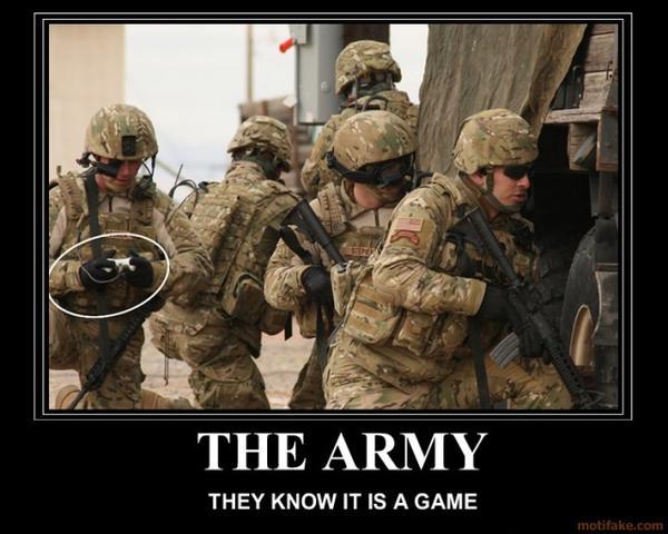 demotivationals Army-knows-game-demotivational-xbox