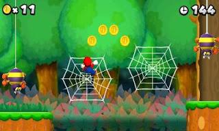 New Super Mario bros 2 pode ser distribuído em formato digital e primeiras imagens 156155_286386451445815_119240841493711_626650_815537969_n
