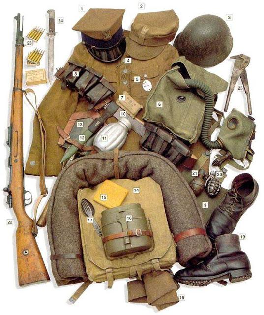 La Rentrée 2015 - Page 2 Polish_Infantry_Private_1939