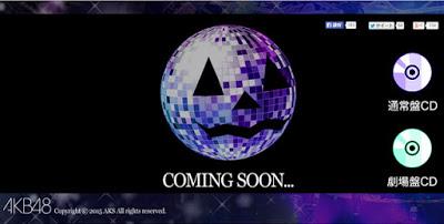 """AKB48 >> Single """"#Sukinanda"""" - Página 8 Akb48-halloween-page-coming-soon"""
