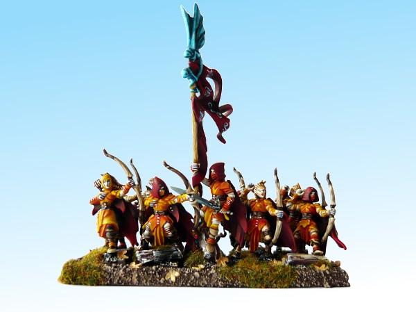 Skavenblight's Wood Elves - Page 2 Glade_guards_09