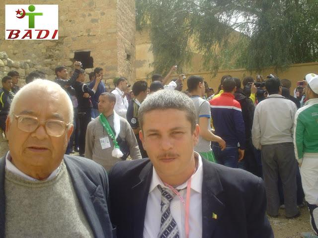 تحية إجلال لأستاذنا الموقر شاعر زريبة الوادي السيد عبد القادر شريط  PICT0204