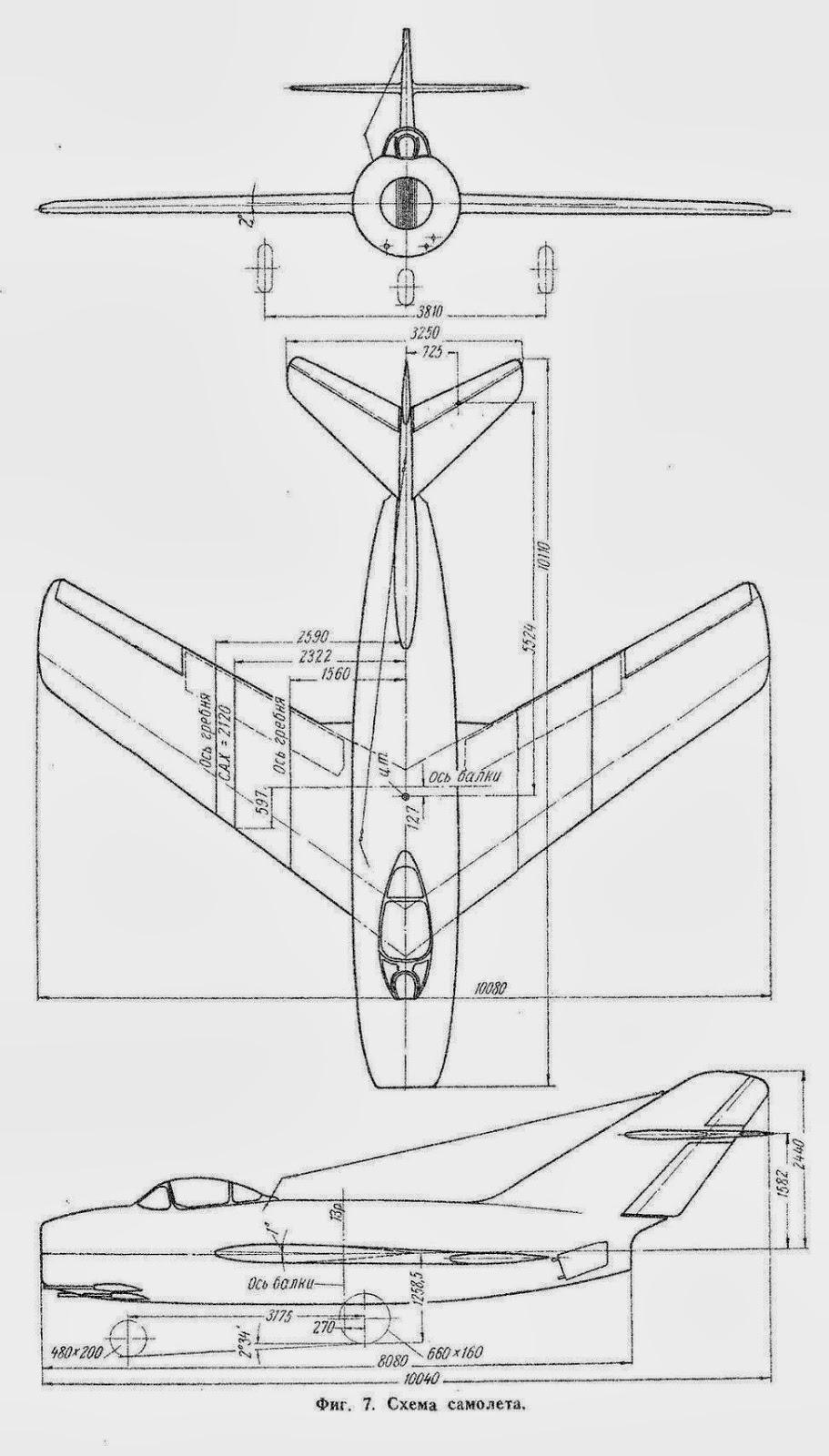 Une surprise nommée MiG-15 . MIG_15