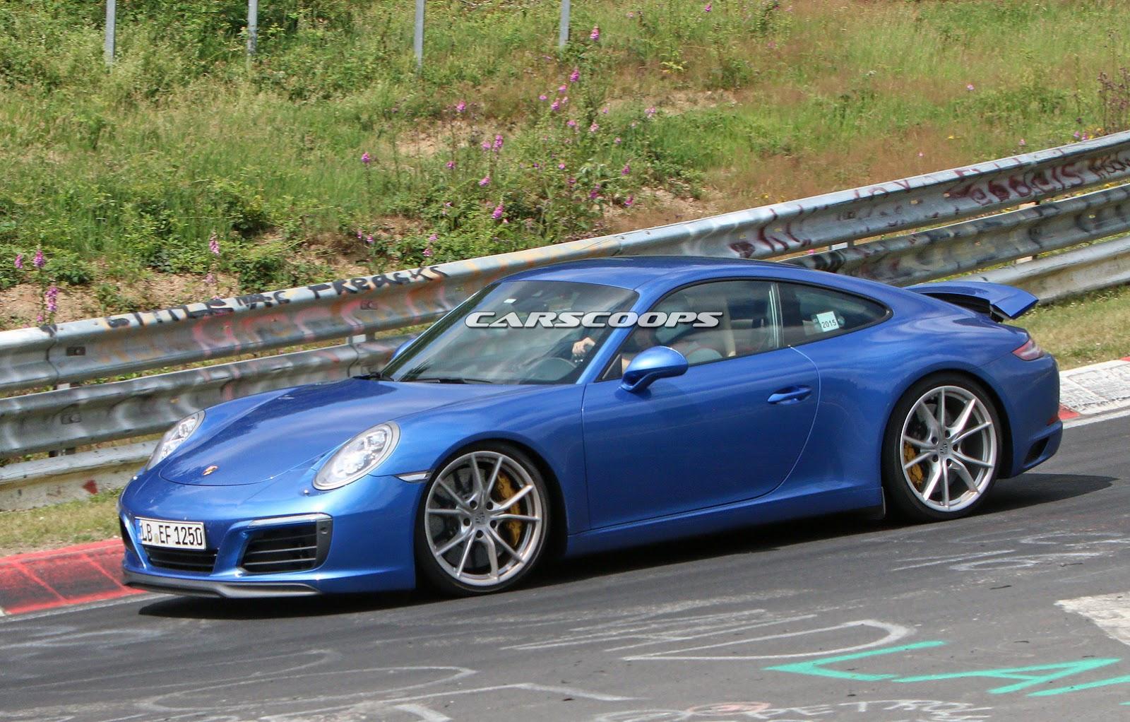 2015 - [Porsche] 911 Restylée [991] - Page 6 2017-Porsche-911-Face6