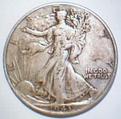 Retki novčići Coin-50-1943-VG8