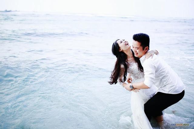 Bộ ảnh cưới lãng mạn của cặp đôi 9X tại đảo Lý Sơn  5_1