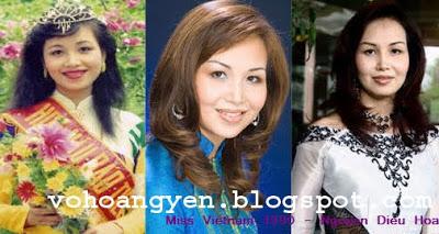 Miss Vietnam Overview MissVn1990