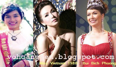 Miss Vietnam Overview MissVn1988