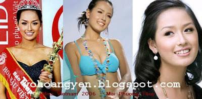 Miss Vietnam Overview MissVn2006